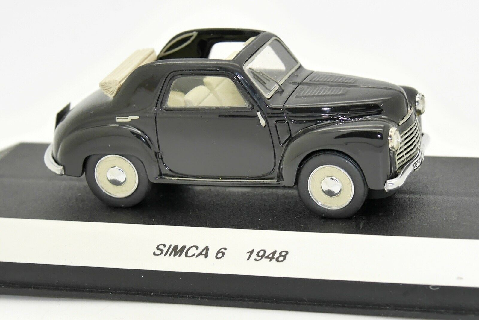 Provence moulage 1 43 simca 6 1928 open with box national 7 starter