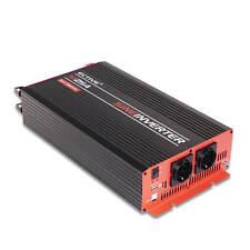 ECTIVE SI252 12V 2500W/5000W max. Sinus-Wechselrichter Spannungswandler