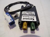 Kenwood Alc Module For Sirius Ktc-sr901 Satellite Tuner Kenwood 2-connector Ant