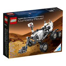 Lego ® ideas 21104 nasa mars science lab curiosity Rover nuevo embalaje original New misb NRFB