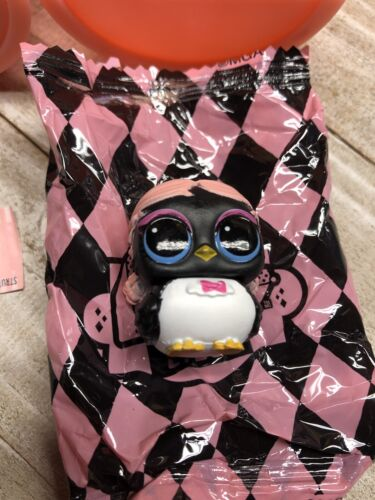 Lol Surprise Doll Makeover Lil Series~ Penguin in the City