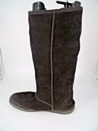 Boot's 04 Length Eu 6 Uk Suede Brown Calf Rr 5 40 Size Nh092 Moshulu 1xtHFwOw