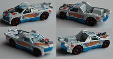 """Hot Wheels - Fig Rig weiß/blau """"HW Race"""""""