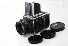 Hasselblad 205TCC Medium Format SLR Film Camera with CF 80 mm lens Kit #0821