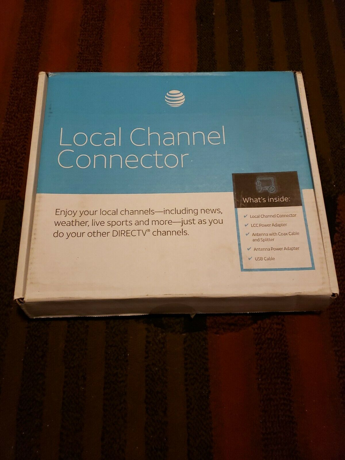 AT&T DirecTV Local Channel Connector LCC Antenna Kit . Available Now for 98.97