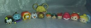 Disney-Tsum-Tsum-Lot-Of-Vinyl-Various-Sizes-Mini-Accessories-Toys-Collection