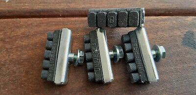 Universal 77 Brake Pads Set of 4 pieces Pattini Freni Completi NOS