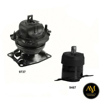 Manual Trans. Engine Mount For 02-05 Civic 2.0L Front Right Motor 2PCS