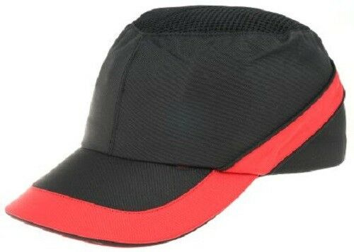 Delta Plus Coltagr Black and Red Nylon PE Safety Cap