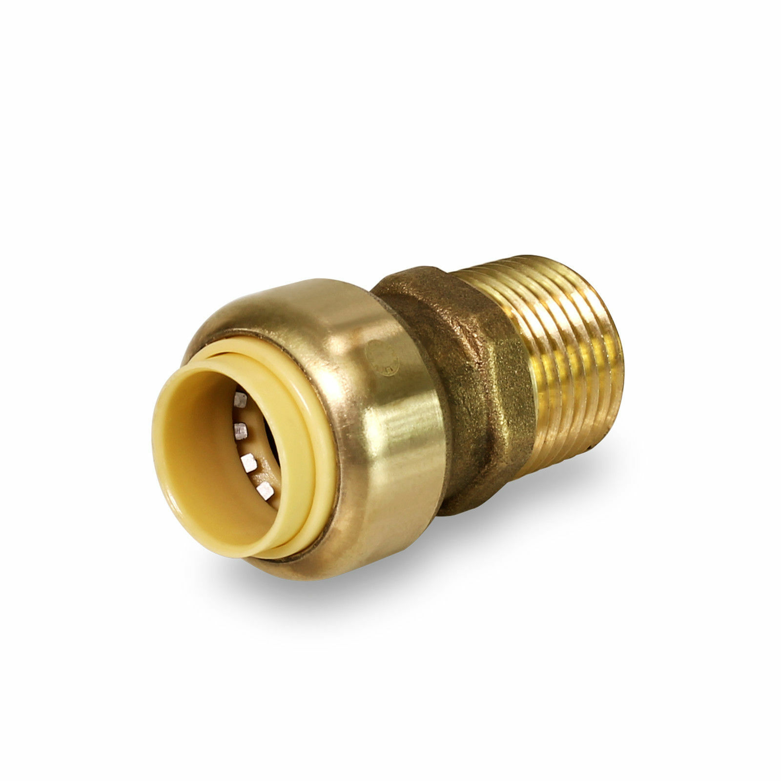 "1/"" SHARKBITE STYLE PUSH FIT 1/"" MALE THREADED ADAPTERS"