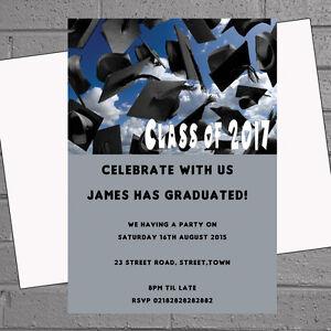 Graduation-Party-Invitations-Hats-Celebration-Graduate-x-12-envs-H0985