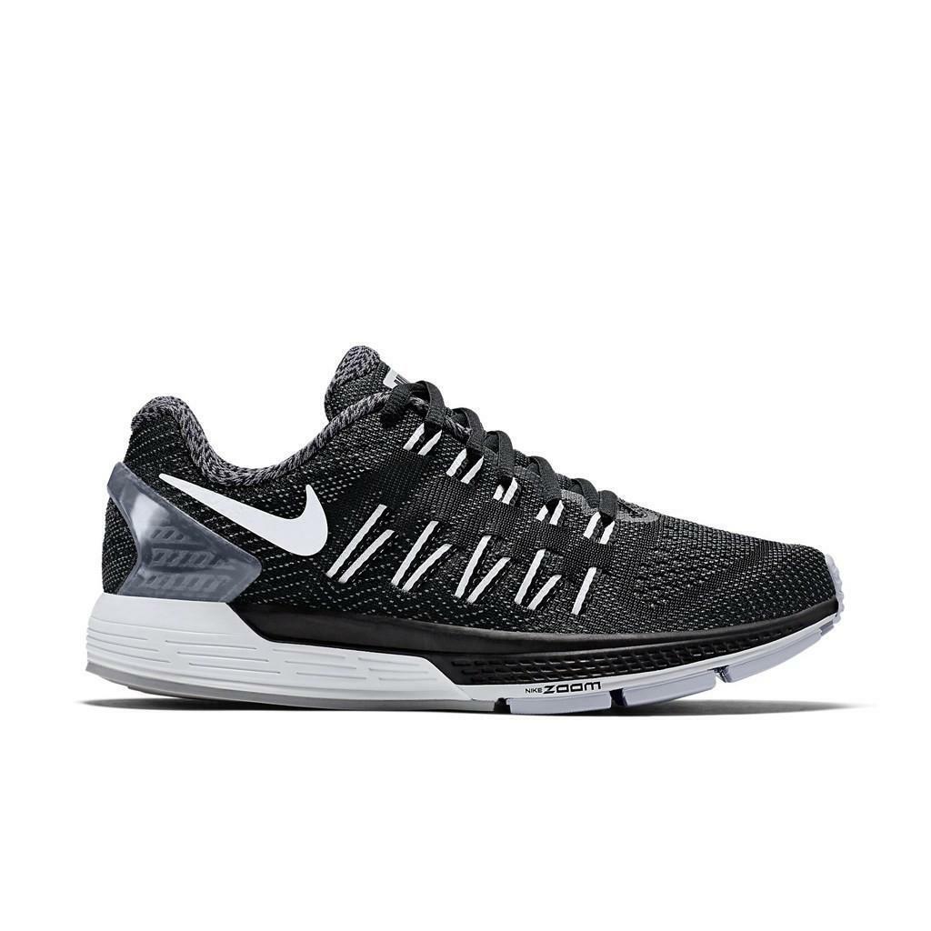Damen Nike Luft Zoom Odyssey Schwarz Laufschuhe 749339 001