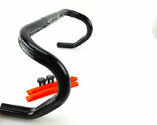 Cinelli Contact Handlebar 42cm C-C  26.0 Clamp special plugs Vintage Bike NOS