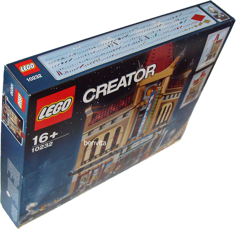 Lego® Creator 10232 - Palace Cinema 2194 Teile 16+ - Neu