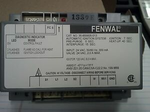 fenwal-automatic-ignition-system-35-655605-013-trane-roof-top-heating-unit
