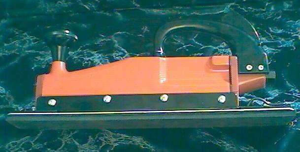 AIR STRAIGHT LINE BOARD SANDER Dual Action 1  Stroke Heavy Duty Tool sand new