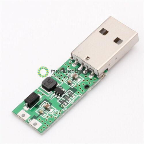 USB  DC-DC 5V to 6V 9V 12V Step Up Power Supply Module Boost Converter Voltage