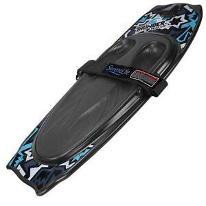 Serene-Life-Watersports-Thunder-Wave-50-034-Kneeboard-w-Integrated-Hook-Knee-Board