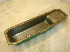 1966 Oliver 1650 Gas Tractor Engine Oil Pan 1550