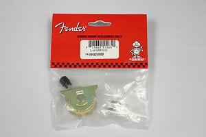 NEW-Genuine-Fender-5-Way-Strat-SUPER-Selector-Switch