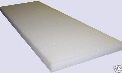 Stiefel Polster Matratze Schaumstoff fest 100 200 10 cm