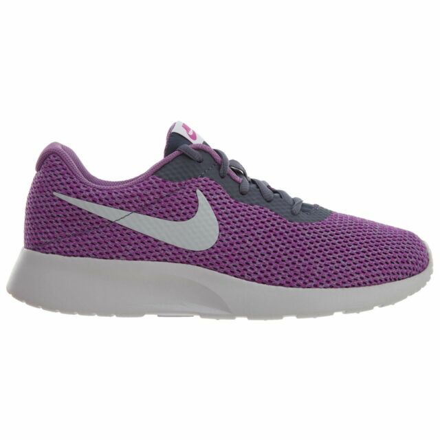 more photos ee31a 9f5c2 Nike Tanjun SE Womens 844908-007 Light Carbon Vast Mesh Running Shoes Size  7 for sale online   eBay