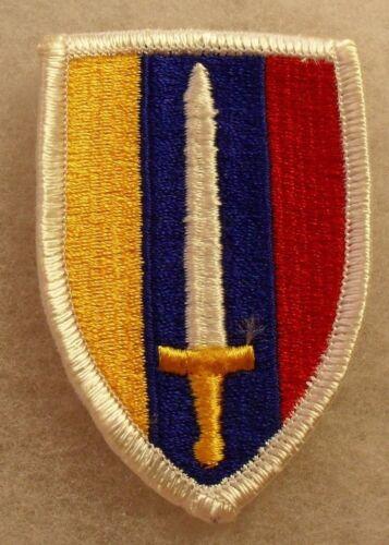 VIETNAM ERA US ARMY IN VIETNAM COLOR PATCH MERROWED EDGE