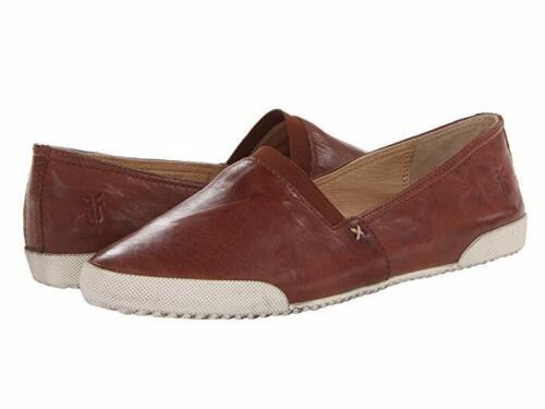 Cognac Frye Women/'s Melanie Slip On Low Profile Sneakers