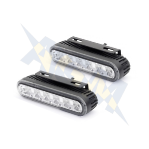 Signal Stat SS//12003 PAIR OF LED SLIM LINE WARNING LAMPS 12-24V Equiv to ED5000A