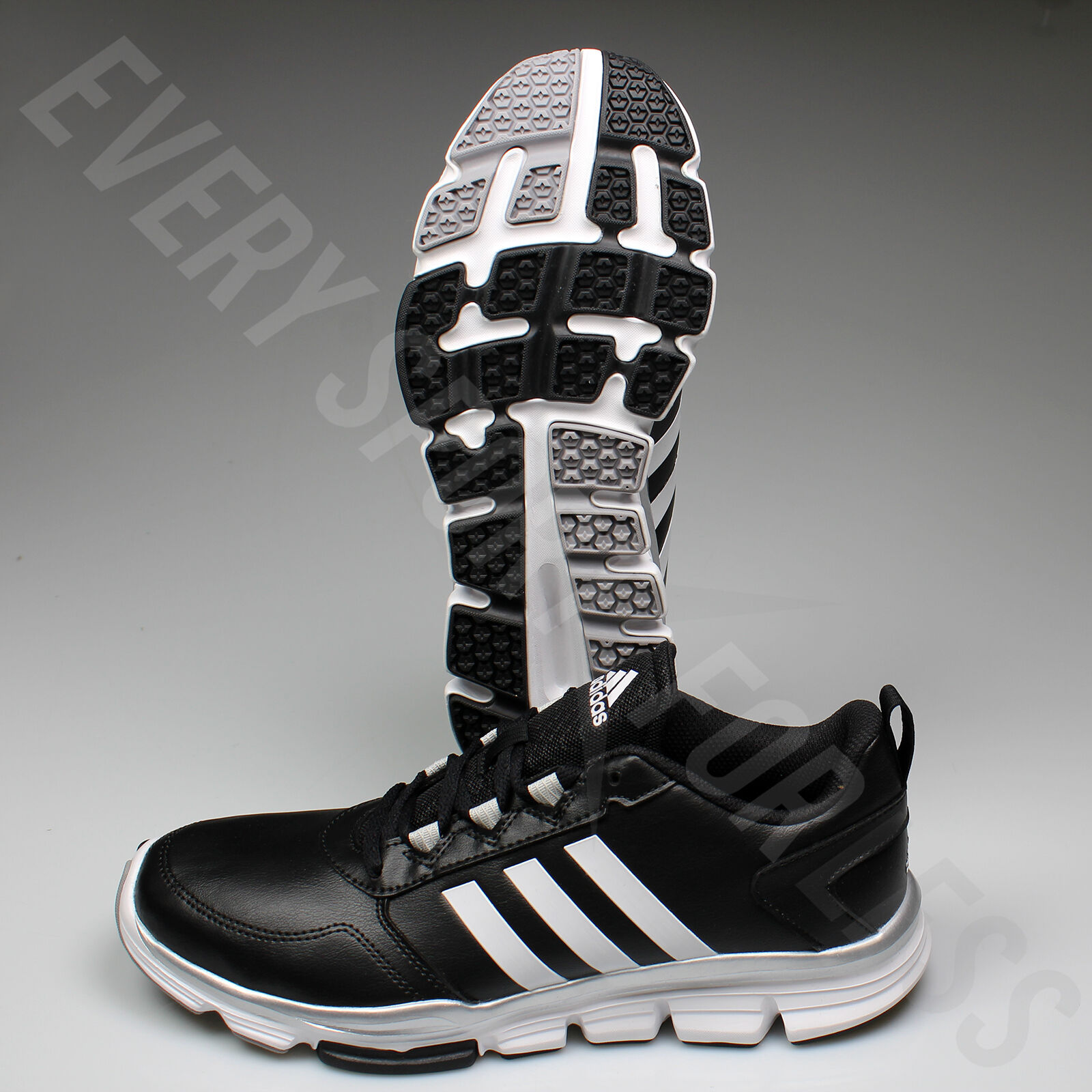 Adidas Speed Trainer 2 Men's Baseball shoes F37651 - Blk Sil Wht (NEW) Lists@