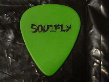SOULFLY Logo RaRe Stage Used Concert 1999 Tour GUITAR PICK