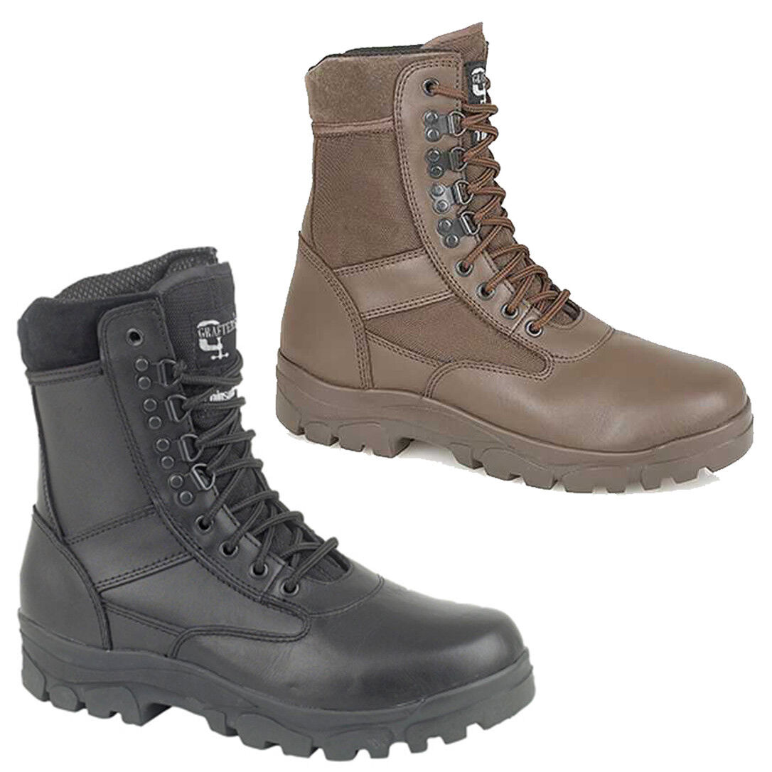 MOD Nuovo di Zecca ricattatore combattimento Boot Cadetto Esercito Britannico MTP PCS G-FORCE & Top Gun