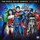 Music of DC Comics Vol2 2016 Soundtrack Vinyl