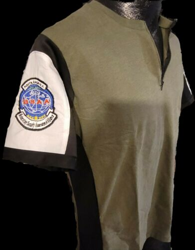Details about  /Chris Redfield Resident Evil Custom Cosplay Shirt Embroidered Patches size small