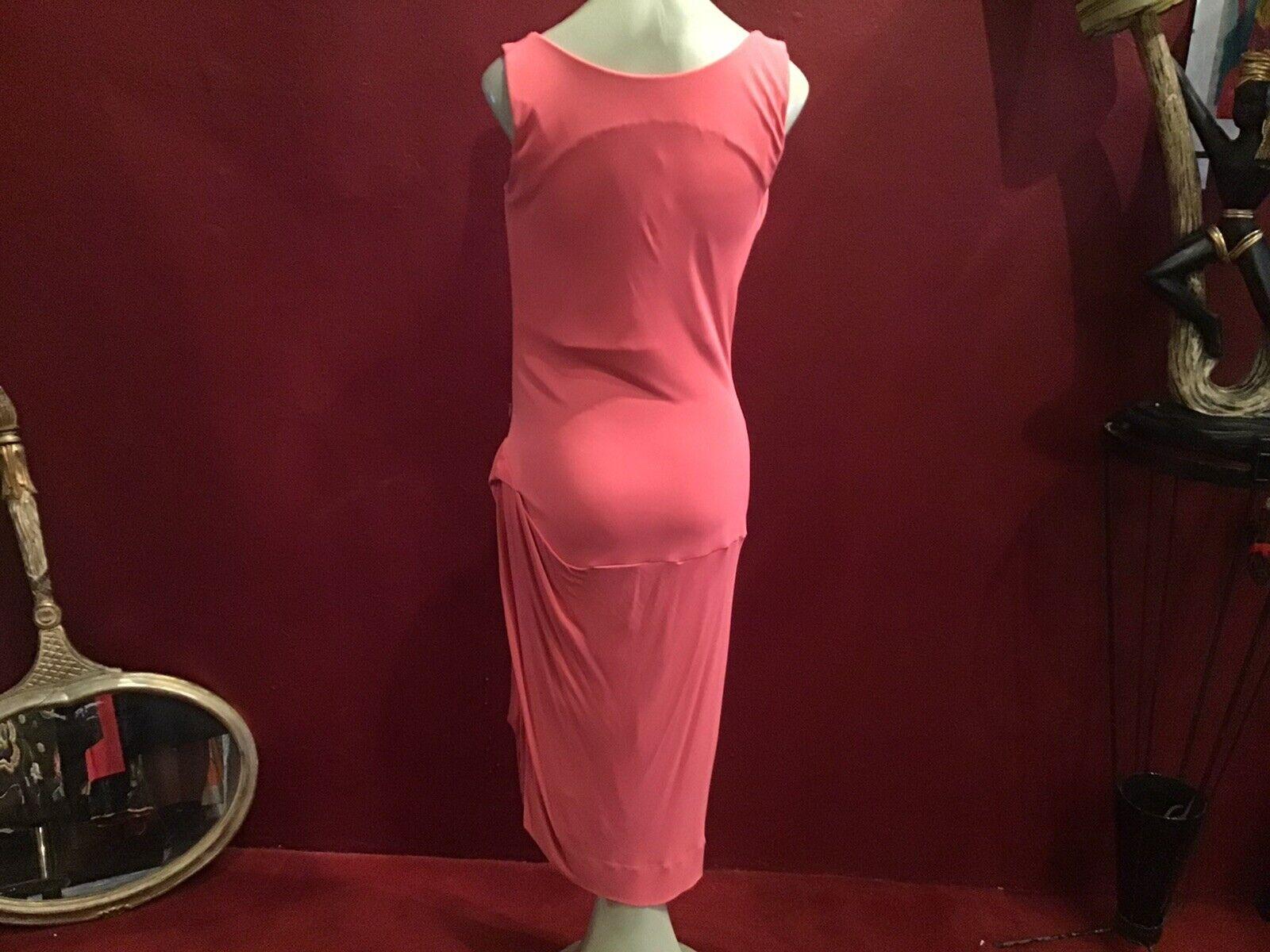 Vintage 90's Vivienne Westwood Red Label Salmon J… - image 5