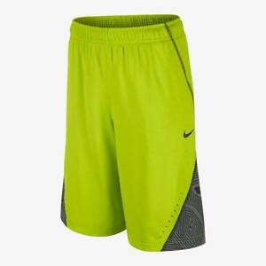 8fa8676b5617 Image is loading Nike-Boys-039-LeBron-3-Mo-Basketball-Shorts-
