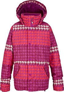 "NEW $150 BURTON KIDS/GIRLS/YOUTH SNOWBOARD/SKI ""ECHO"" JACKET"