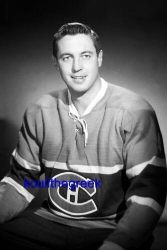 1961 Montreal Canadiens 4x6 Team Photo Set  24 From David Bier Studio Negatives!