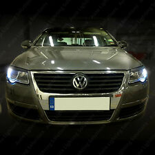 VW Passat CC 3C B6 3BG 3B 6000k Xenon White LED Sidelights Bulbs