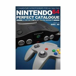 Nintendo-64-Perfect-Catalog-BOOK-Color-All-Hardware-Software