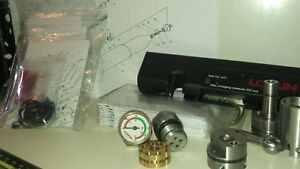 Logun S16 S16s Revalorisé Viton Seal \ Oring O-ring Airgun Service Kit Plus Couramment-afficher Le Titre D'origine
