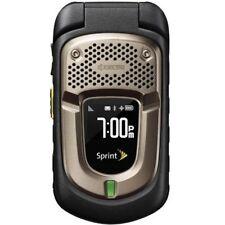 Kyocera DuraXT E4277 - Black (Sprint) PTT 3G Rugged GPS Flip Camera Cell Phone