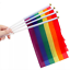 Rainbow Gay Pride Flags LGBTQI Queer Love Wins Handheld Lesbian Party Decoration