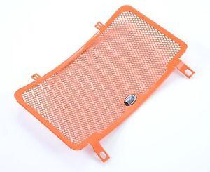 KTM-990-adventure-all-years-R-amp-G-racing-orange-radiator-guard-cover-protector