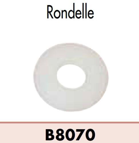 Rondelle Nylon 47 20 mm JUNGHEINRICH 045015000 TRANSPALETTE MANUEL PIECE AM2000