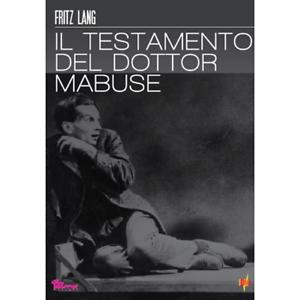 Testamento-Del-Dottor-Mabuse-Il-Dvd-Nuovo