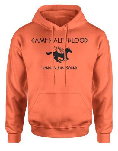 Camp Half Blood World Book Day Hoodie Long Island Sound