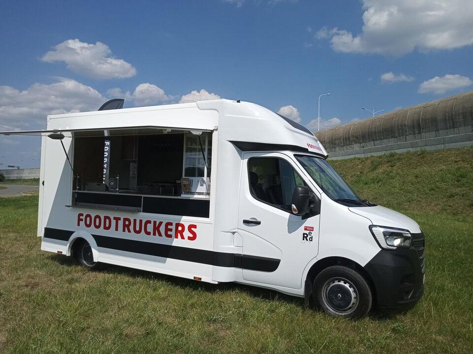 Fabriksny Foodtruck fuld udstyret leasing fra ....