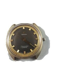 Omega-Seamaster-Cosmic-working-good-for-parts-only