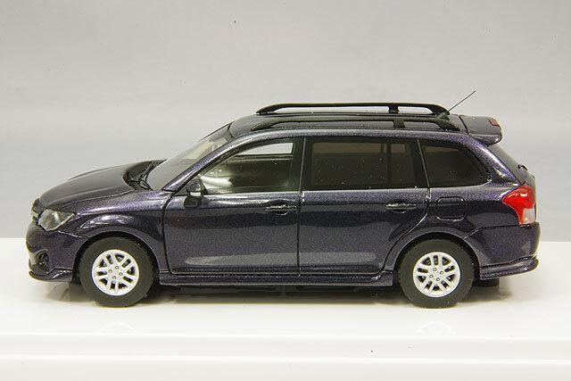 1 43 Wit's WITS Toyota Cgoldlla Fielder 2012 Dark purple Mica Metallic CT556